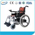 Mina- 6101 poder duradero silla de ruedas con motor eléctrico sin escobillas