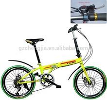 Hot sale Folding bike export to Sinapore Hongkong Japan