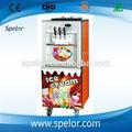 venta al por mayor de china fabricante de helado suave de la máquina
