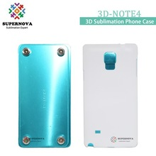 3D Custom Printed Mobile Phone Case for Samsung Galaxy Note4