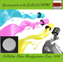 High viscosity modified hydroxypropyl methyl cellulose for real stone paint/ HPMC thickener