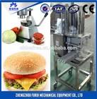 Stainless steel HOT burger machinery patties/frozen patties machine
