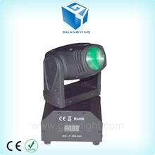 1 pcs 10w move head rgbw led mini moving head light