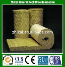 Fireproof High Temp Insulation Rock Wool Mattress/ Blanket Batts