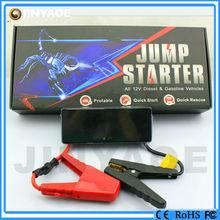Professional 12v truck jump starters car battery booster jump starter 600amp battery start lead for car