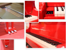 customized logo 61 keys upright children digital piano factory direct sales efforts