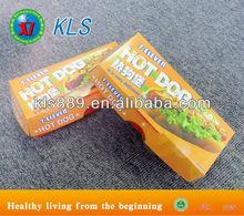 Disposable Hot dog paper box