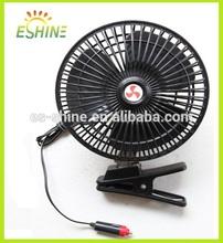 """ESWIN-120, 8"""" Oscillating Car Fan,usb fan for car,mini usb fan"""