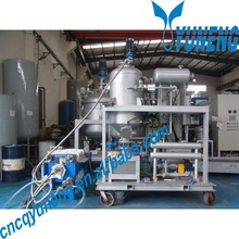 Used Car/Motor/Ship Oil Recycling Machine/Equipment/Plant