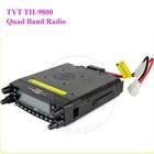 Quad Band V+U/V+V/U+U Dual Band Operation TYT TH-9800 Cheap Car Radio Mobile Radio