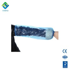 disposable PE waterproof arm plastic sleeve