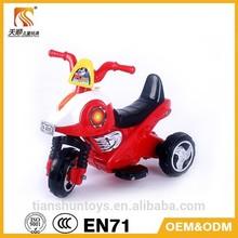 Three Wheels kids chopper motorcycle Battery Powered Kids Mini Chopper Motorcycle