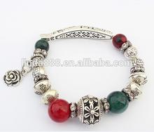 best selling European and American fashion fish shaped multicolour elastic bracelet