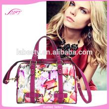 famous designer made handbag with custom logos handbag made by famous designer