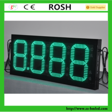 12 inches fuel station led digital gas price sign 8.888