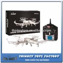 RC Quadcopter,3D Flip Over Stunt Action.Plastic Material