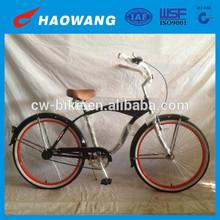 China Custom 26 Inch Chopper Bicycle Beach Cruiser Bike