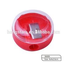 round shape hot sell cosmetic sharpener