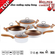 new products china porcelain cookware with hot sell in france