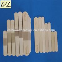 chinese art and craft brich wooden ice cream sticks