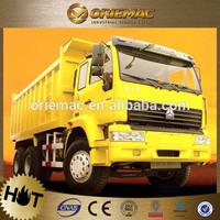howo dump truck euro2 tipper lorry capacity 15tons