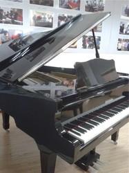Stylish digital piano midi