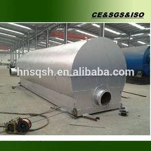 10 tons per day crude oil distillation equipment