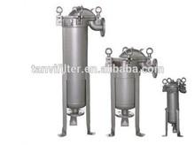 ss bag filter housing Flange Connection for vinegar