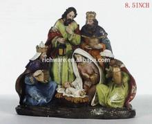 Hotsale Christmas Xmas Nativity on Base