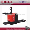 Marca heli pequeno mini ac elétrica paleteira mão 2.0t cbd20-470 com ce para venda