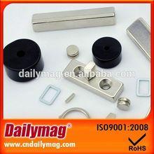 Arc Strontium Ferrite Magnet For Industrial Motors