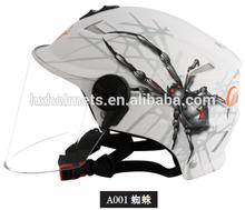 Cartoon Cheap Half face Motorcycle Helmet A001