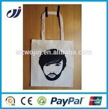 Factory directly supply nature eco-friendly reusable cotton drawstring bag/reusable shopping bag/small cotton drawstring bags