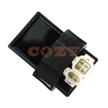 6 Pins DC CDI Box GY6 150cc 250cc Moped Scooter Go Kart Go Cart Buggy motorcycle spare parts