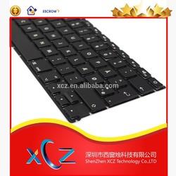 "shenzhen Dropshipping A1369 a1466 keyboard for macbook air 13.3"""