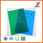 A3 paper book binding A3 plastic file cover 0.25mm PVC sheet
