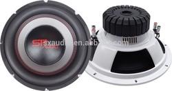 Best sale high performance subwoofer,subwoofer amplifier price,car audio subwoofer