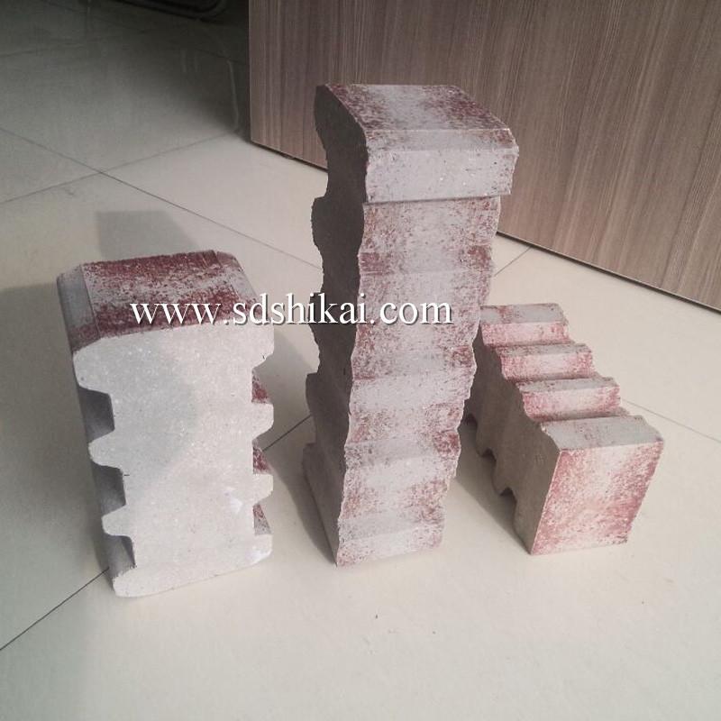 Phosphate Bonded Ceramics 85 Alumina Phosphated Bonded