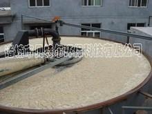 oil refining wastewater treatment plant, shallow water air flotation machine,3-14M pool diameter