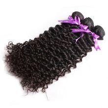 grade 6A elligent 100% human virgin hair human hair ponytail extension