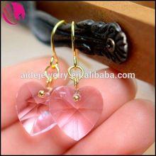 Fashion diamonds crystal red stone ear plugs wholesale ear warmer sound proof ear muff