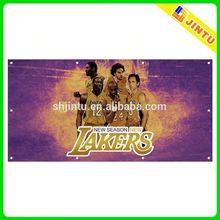Custom Lakers Club Banner