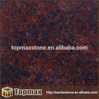 Red brown product rough granite blocks importers