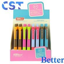 Curvy Promotional Plastic Jumbo Ballpoint Pen