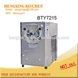 Hengxing Factory BTY7215 Counter top Commercial Batch Freezer / Gelato Ice Cream Machine / Hard Ice Cream Machine