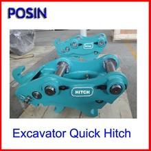 Excavator quick hitch | Excavator hydraulic quick hitch | Hitch