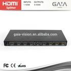 HDMI Splitter 1x8 8-fach - 1.3b 3D 1080P