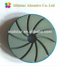 MIDSTAR Resin Snail Lock for Marble and Granite Edge Polishing Machine