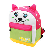 Animal-shaped kids Lunch Backpack -fox