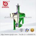 Chine la fabrication pompe à boue! Nature en caoutchouc ou en métal en acier pour le transport de boues avec suite- suite pompe à boue
